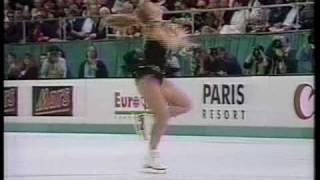 Tonya Harding-Gillooly (USA) - 1992 Worlds, Ladies' Free Skate