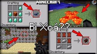 Top 5 Thứ Đã Bị Mojang Loại Bỏ Trong Minecraft - (Phần 1)
