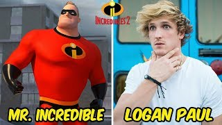 INCREDIBLES 2 | Behind the voices 2018