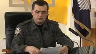 Захарченко видав міліції зброю та погрожує протестувальникам і опозиції