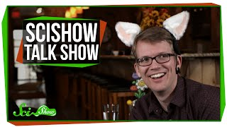 SciShow Talk Show: Dr. Amanda Duley, Brains, & Joy the Macaw