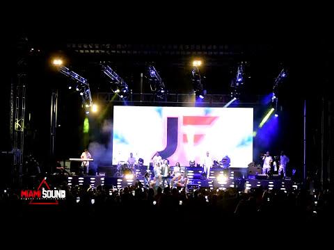 Jacob Forever - Ahora Estoy En El Bombo (Concierto en los Miccosukee-Miami)