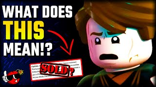 New Lego Star Wars being SOLD?
