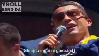 [Troll bóng đá MV] : Ronaldo - Siêu nhân cuồng phong