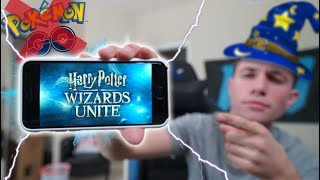 NIANTIC'S NEW GAME?! What Does THIS Mean for Pokémon Go... ( Harry Potter: Wizards Unite )