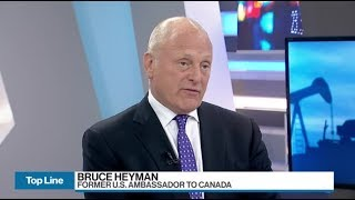 Trump's advisors 'hate what Canada represents': Former ambassador