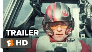 Star Wars: Episode VII – The Force Awakens (2015) Official Trailer – J.J. Abrams Movie HD