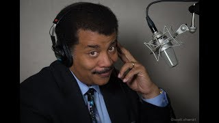 Neil deGrasse Tyson reveals the narrator for ACCESSORY TO WAR audiobook