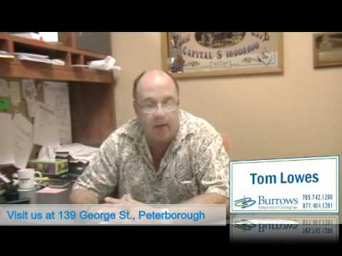 What is No Fault Insurance - Burrows Insurance Group, Peterborough Ontario