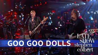 "Goo Goo Dolls Perform ""Miracle Pill"""