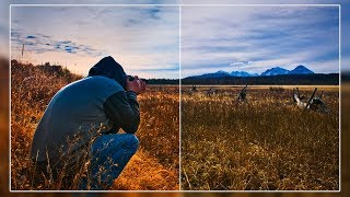 How To Change Season in Photoshop Fast!