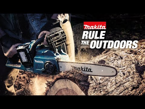 MAKITA LXT Cordless Outdoor Power Equipment - Rule the Outdoors - Fall 2019