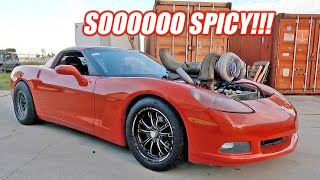 SHE'S ALIVE!!! The NASTIEST Turbo Kit McFarland Fab Has EVER Made... Ruby Sounds Insane!