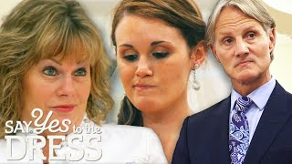 Bride Takes A Really Hard Decision In Order To Stand Up To Her Mum | Say Yes To The Dress Atlanta
