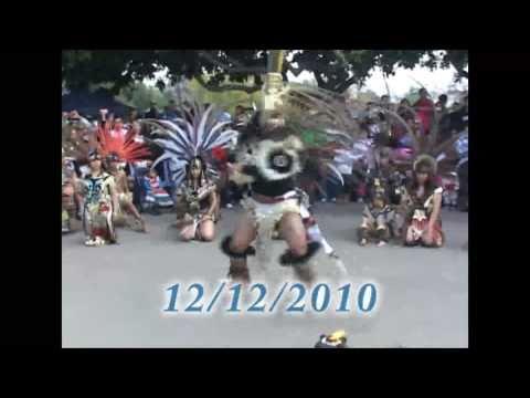 la danza del indio
