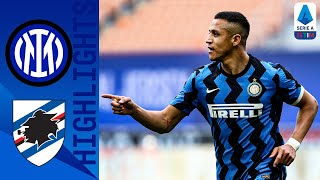 Inter 5-1 Sampdoria | The Champions Turn on the Style! | Serie A TIM