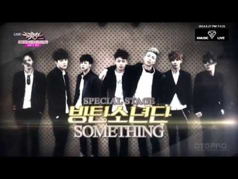 [Live_HD] 140627 BTS - Something (TVXQ) _Special Stage