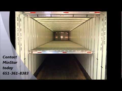 Cargo trailer alarm system