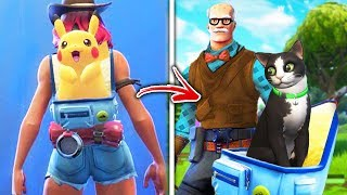 Top 10 Fortnite Pets THAT NEED TO COME SOON!