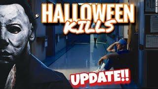 Halloween Kills 2020 UPDATE!! Hospital Setting & MORE