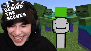 Minecraft, But Mobs Try And Kidnap My Friends... - Extra Scenes