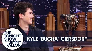 """Jimmy Interviews Fortnite World Cup Solo Champion Kyle """"Bugha"""" Giersdorf"""