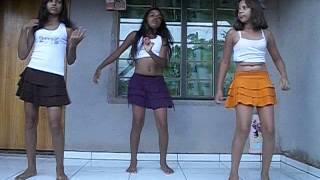 coreografia da musica VAI NO CAVALINHO com MC Gui  garotas ASN