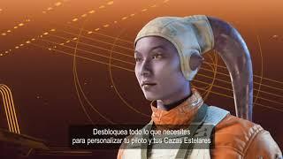 Star Wars: Squadrons: tráiler oficial de jugabilidad   PS4