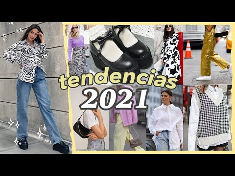 12 TENDENCIAS de moda para 2021 ✨ | Nancy Loaiza