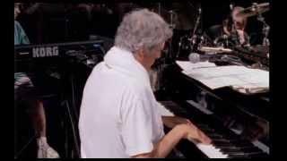 Burt Bacharach in rehearsal