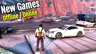 Top 12 gta games for android / Best HD graphics game for android / New amazing rockstar games