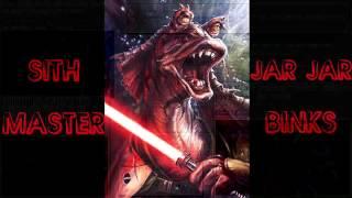 Byl Jar Jar Binks nejmocnějším sithským mistrem?