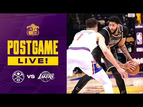 Lakers Pick Up Massive Win Over Denver Nuggets