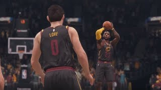 NBA Today 12/14 Cleveland Cavaliers vs Los Angeles Lakers Full NBA Game LEBRON JAMES! (NBA Live 18)