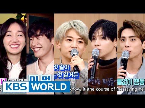 Entertainment Weekly | 연예가중계 - SHINee, Soo Ae, Kim Youngkwang [ENG/中文字幕/2016.10.17]
