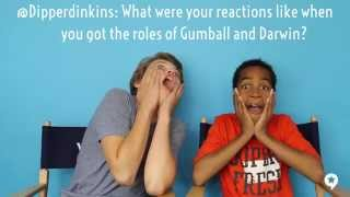 Jacob Hopkins & Terrell Ransom Jr. Answer Fan Questions | WHOSAY