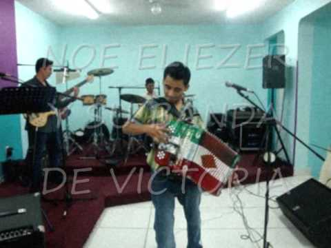 Musica Cristiana Norteña Grupera Cuando alla se pase lista con Noe Eliezer y su Banda DE VICTORIA