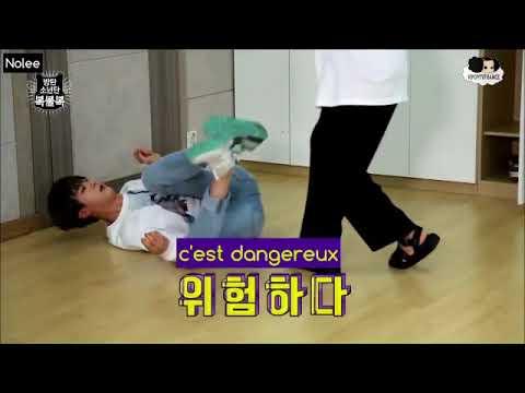 BTS moments drôles VOSTFR #7