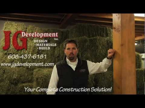 Timber Frame Builders:  Henry Vilas Zoo Timberframe Children's Barn
