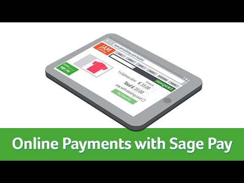 Online Payments Solution by Sage Pay