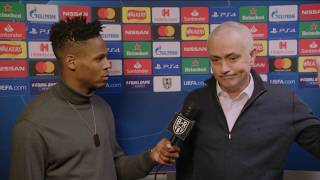 Jose Mourinho post-match interview after Tottenham loss to RB Leipzig in Champions League