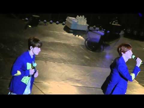 150607-super junior D&E in taiwan-調戲翻譯之台灣妹韓文很好talking