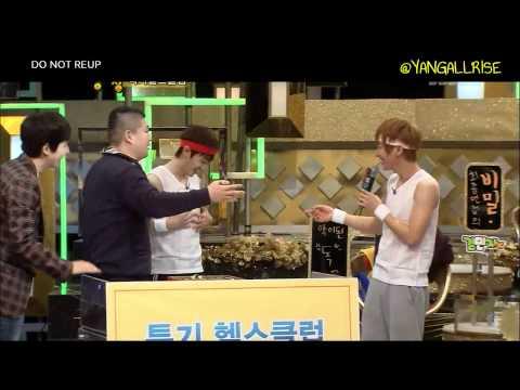 [HD] Eunhyuk & Yunho Dance Battle