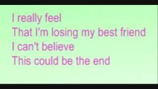 No Doubt - Don't Speak Lyrics