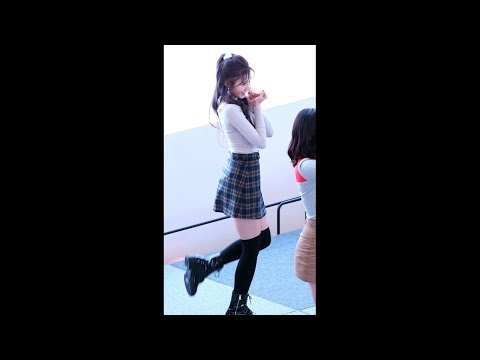 171126 트와이스(TWICE) -  LIKEY (라이키) 사나 직캠 (Sana Focused) [스타필드 고양 팬사인회] 4K by 비몽