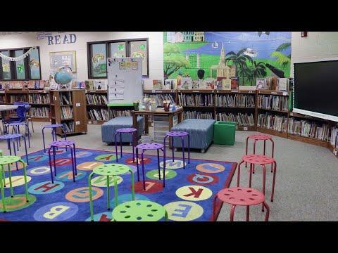 screenshot of youtube video titled Palmetto Scene   Education Update
