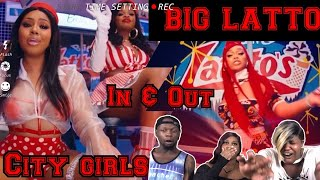 Redemption? 🤔| Mulatto - In n Out (Official Video) ft. City Girls | REACTION