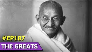 Mahatma Gandhi Greatest Political Leader Of The 20th Century | The Greats Shortcuts
