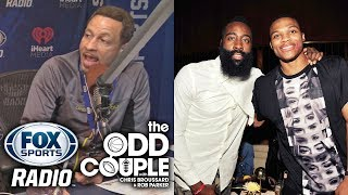 Chris Broussard - There's NO WAY The Houston Rockets Are Winning a Championship