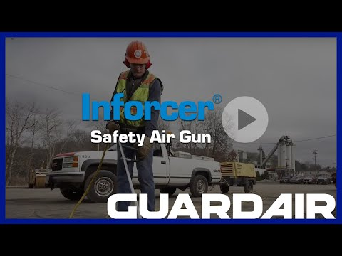 Guardair Inforcer Series Safety Air Gun HD
